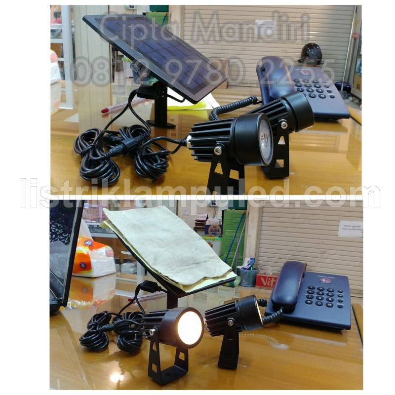 Lampu Spotlight Tenaga Surya Www Listriklampuled Com Cipta Mandiri Ltc Glodok Lantai Ug Blok A18 No 8 9 Jakarta Indonesia